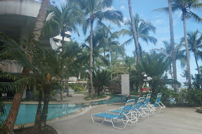 Bersantai di Everly Park Hotel Miri