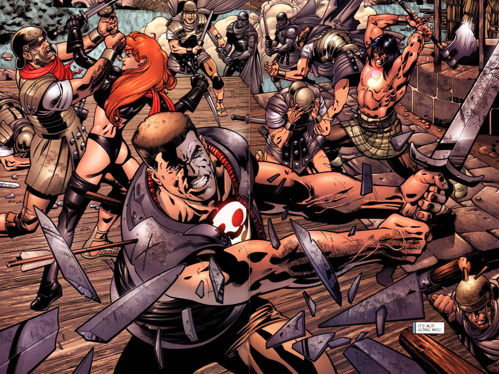 Read online Sigil (2000) comic -  Issue #19 - 6