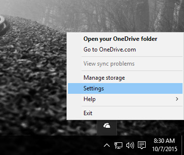 How to Automatically Save Screenshot to OneDrive