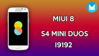 Tutorial - MIUI 8 Android Marshmallow 6.0 Oficial no Galaxy S4 Mini Duos (I9192)
