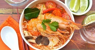 Tom Yum Kung And The History Of Thai Food