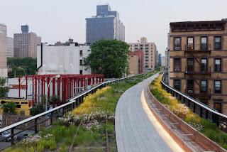 Segunda Fase High Line/Nueva York