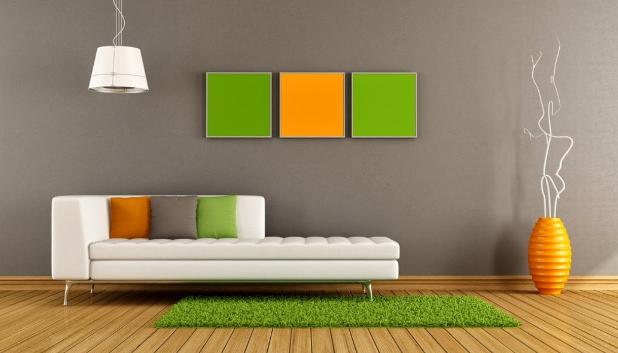 Interior Home Color Design. Designing And Decoration Design Modern  Minimalist Living Interior Home Color O