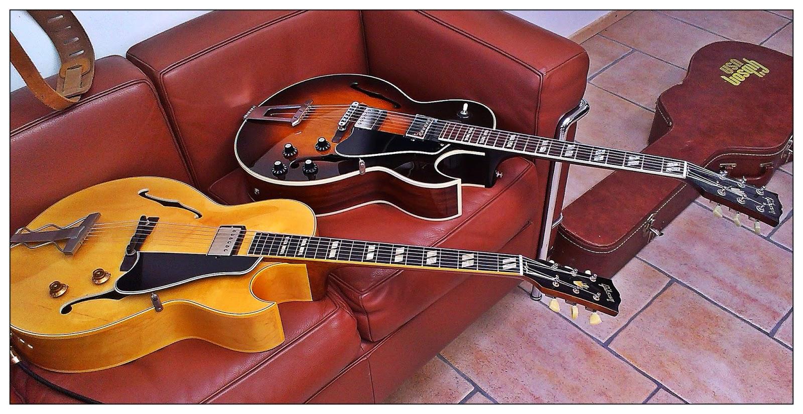 Dutchbopper's Jazz Guitar Blog: 1959 Gibson ES 175 VOS