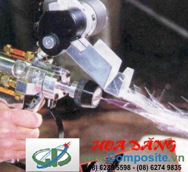 Công nghệ chế tạo sản phẩm Composite