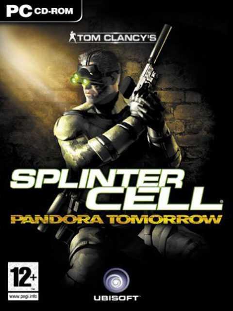 تحميل لعبة Splinter Cell Pandora Tomorrow مضغوطة برابط واحد مباشر + تورنت كاملة مجانا