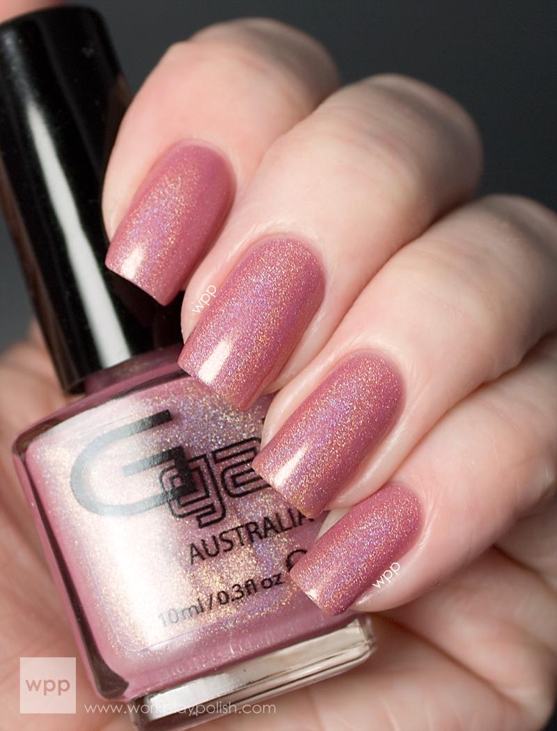 Glitter Gal Australia Blush