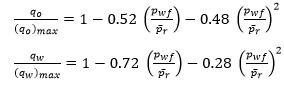 Rumus IPR untuk Tiga Fasa