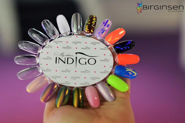 wzornik indigo