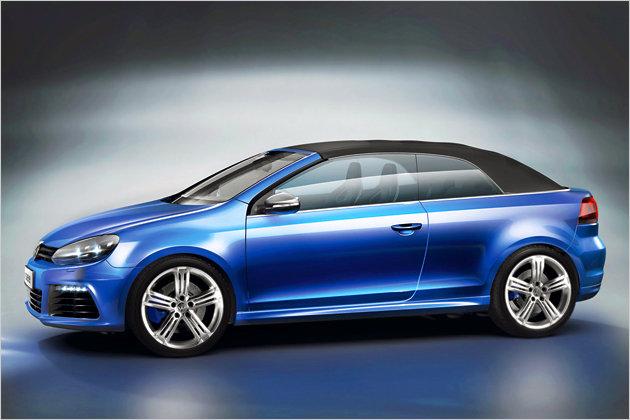 2012 vw golf r world premiere than 270 hp cabriolet. Black Bedroom Furniture Sets. Home Design Ideas
