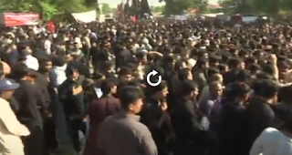 Mengerikan! Ini Video Ritual Berdarah Syiah Saat Rayakan Asyura