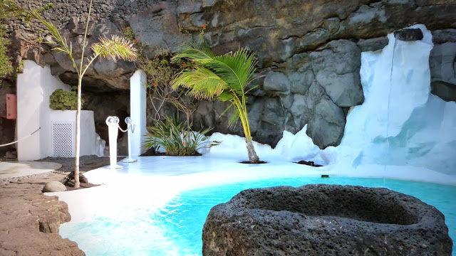 Haus des Künstlers Cesar Manrique - Lanzarote Sehenswürdigkeiten