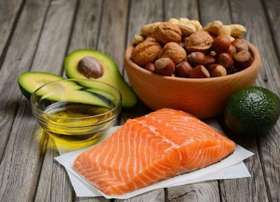 High fat foods that good for health