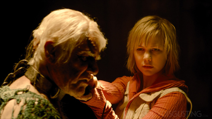 silent hill revelation claudia wolf