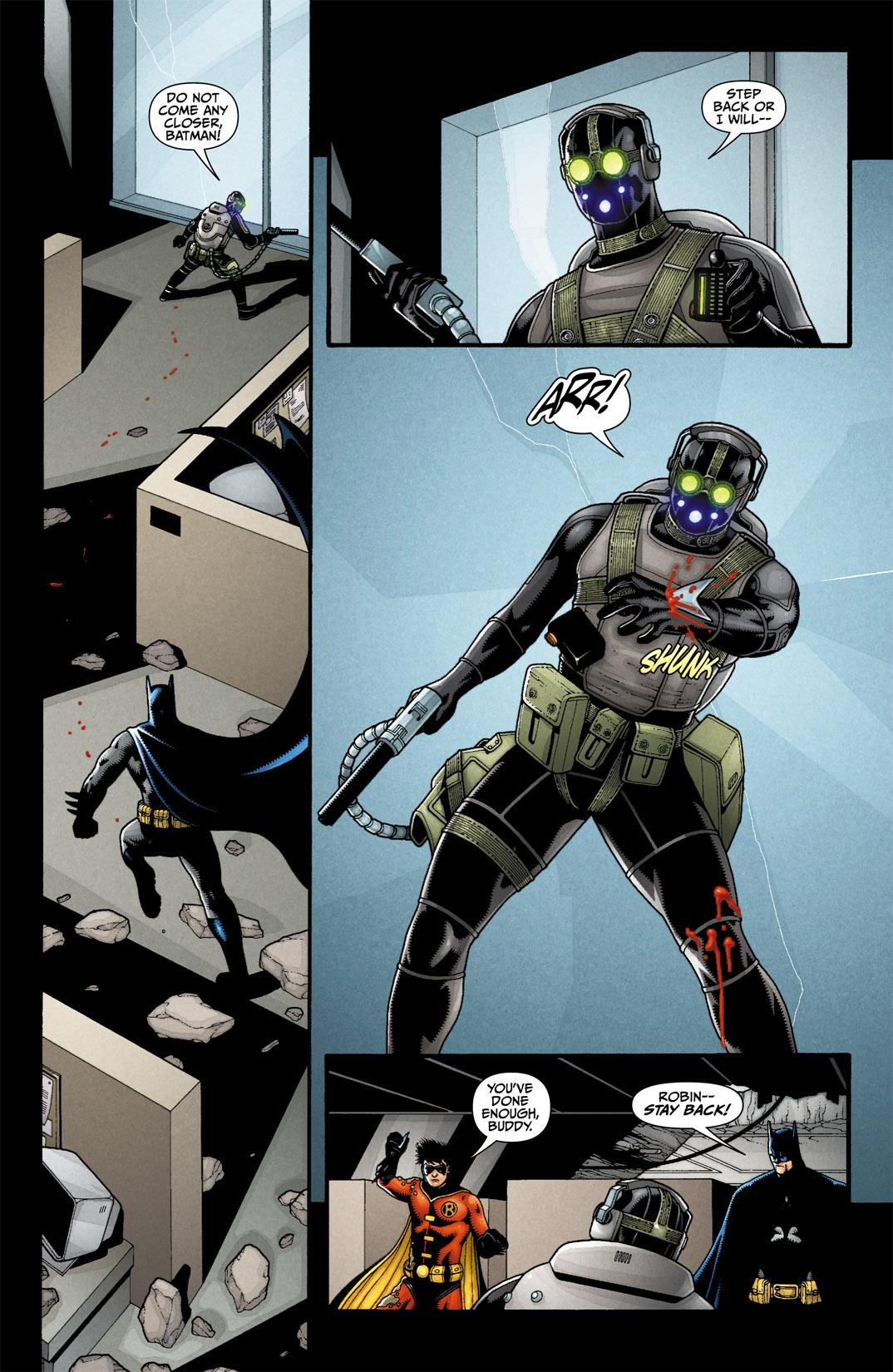 Detective Comics (1937) 830 Page 18