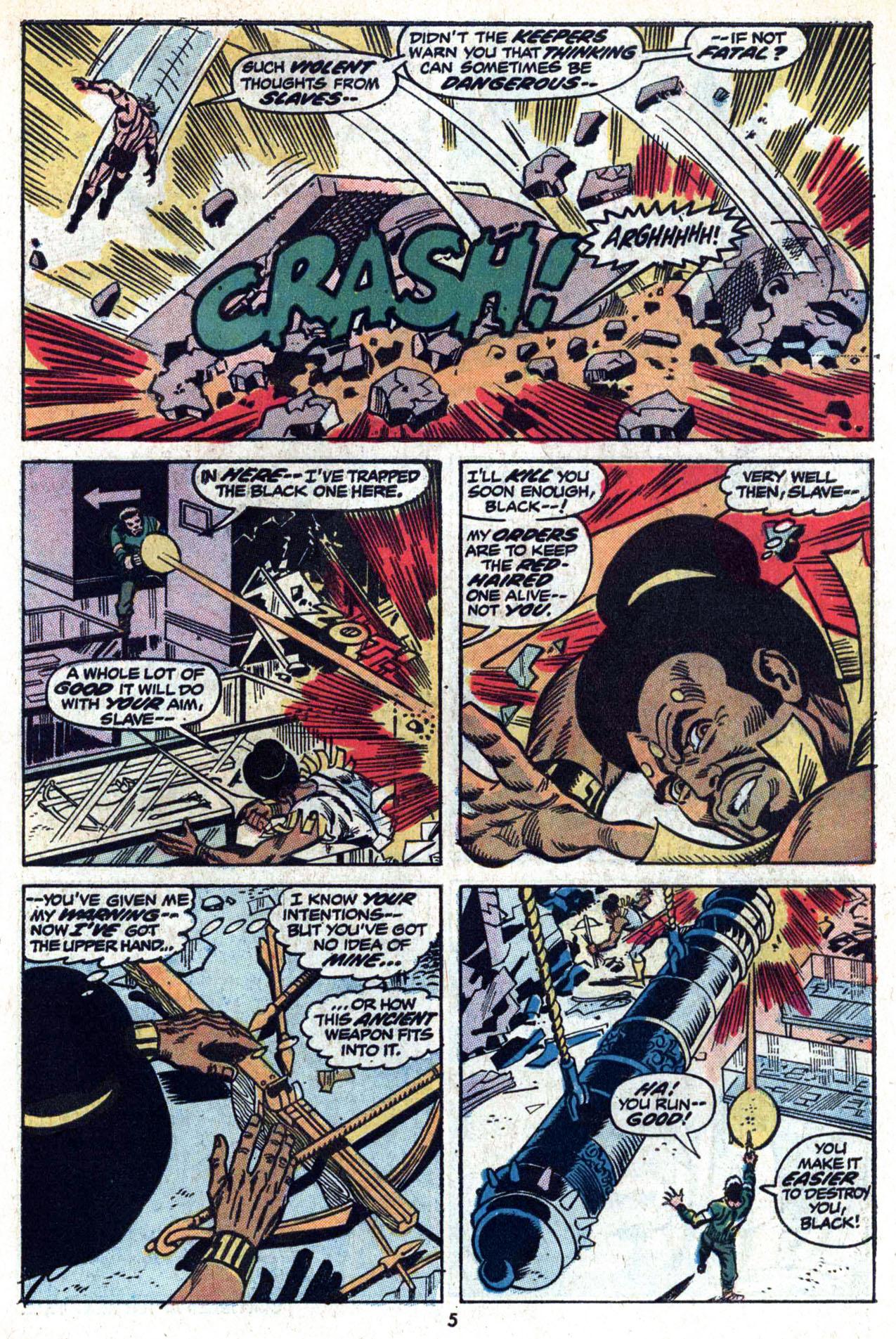 Read online Amazing Adventures (1970) comic -  Issue #20 - 7