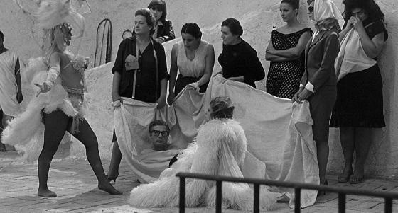 Speaks in Movie Lines: Blind Spot 2016: Fellini\'s 8 1/2