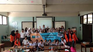 [Pengabdian Kepada Masyarakat] Pelatihan Pembuatan Sistem Deteksi Kebocoran Gas LPG di SMA Negeri 23 Bandung