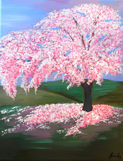 Cherry Blossom Tree and its Symbolism