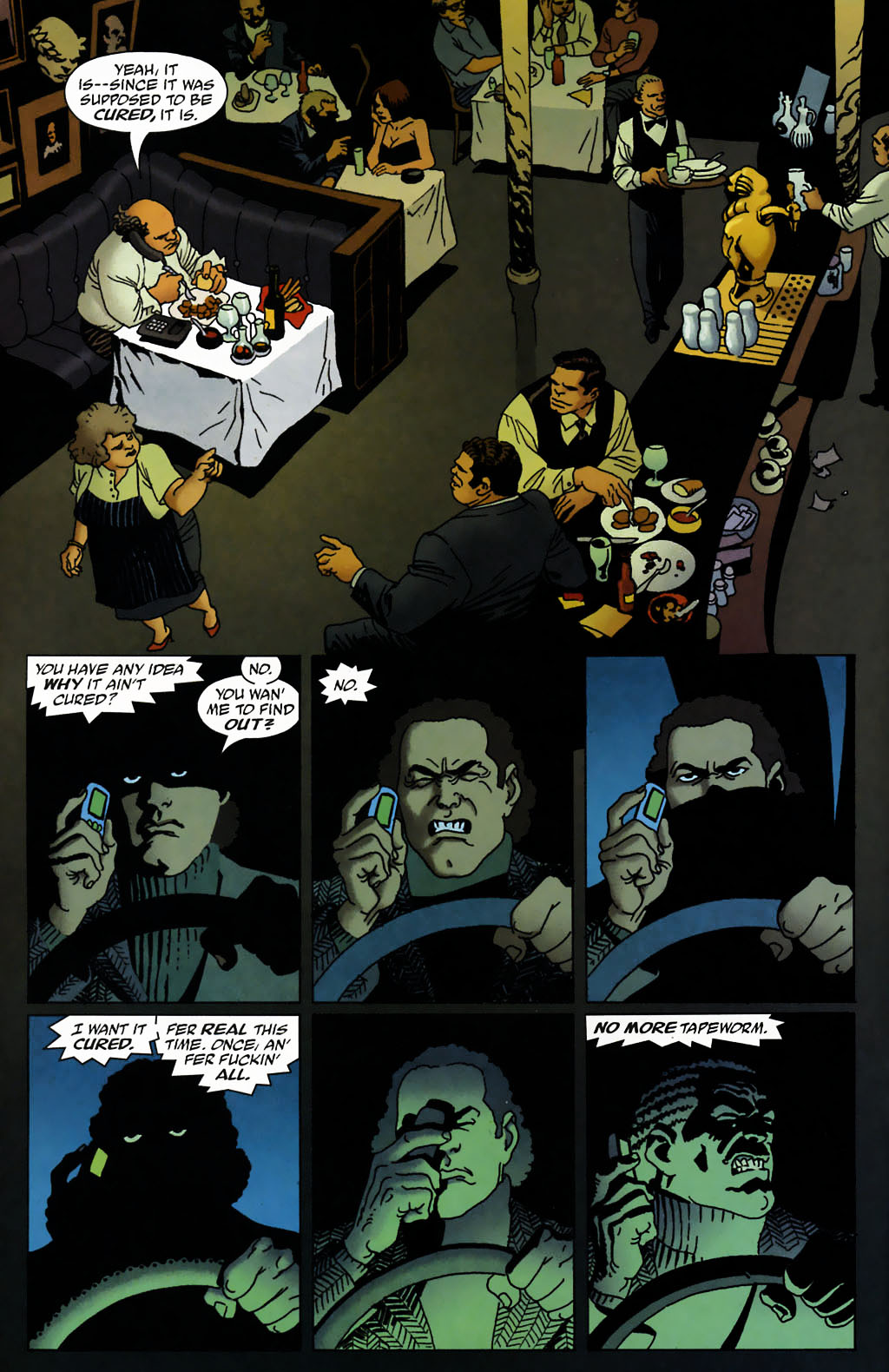 100 Bullets 72 Page 10