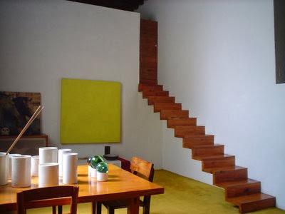 Casa Luis Barragán en la Ciudad de México.