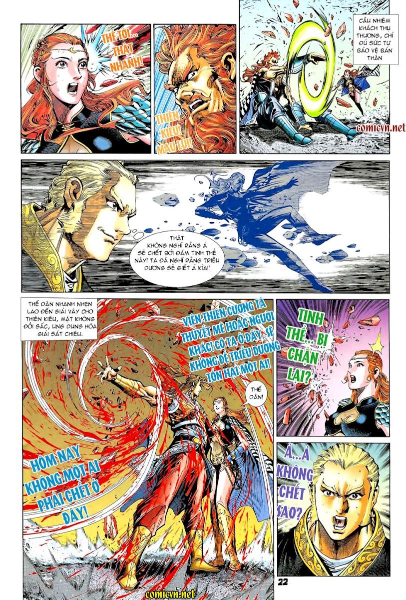 Đại Đường Uy Long chapter 93 trang 22