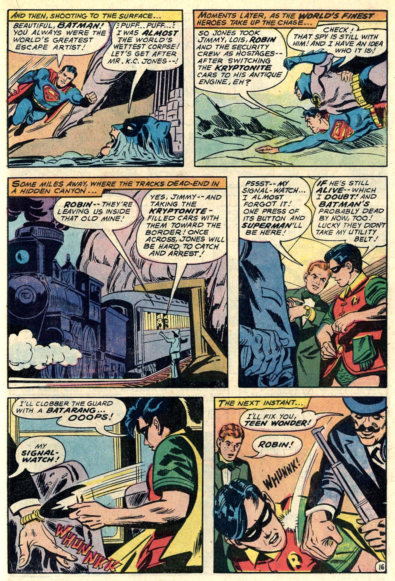 Read online World's Finest Comics comic -  Issue #196 - 23