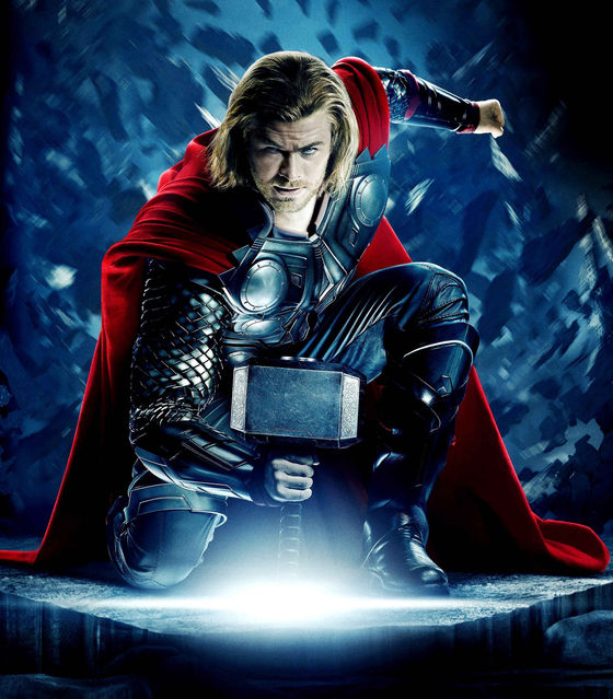The Man With The Iron Fists Trailer: MARVEL BLOG STUFF: THOR 2 TRAILER