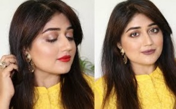 Indian Festive Makeup Tutorial | Myntra x M.A.C