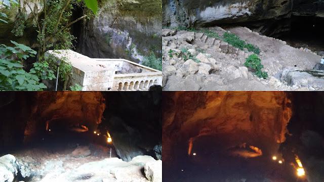 cennet cehennem mağaraları
