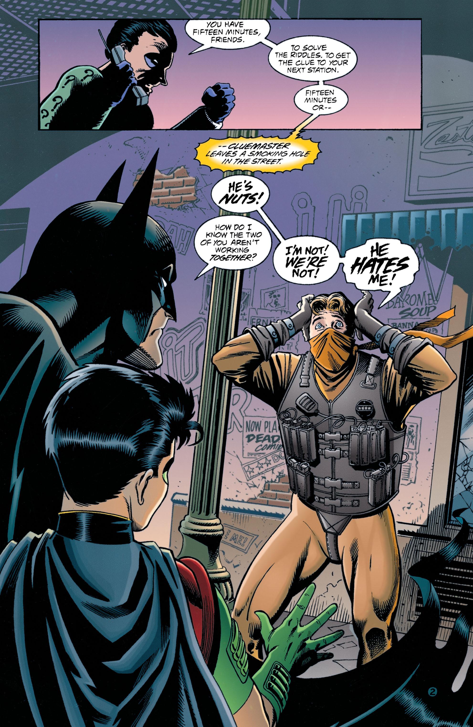 Detective Comics (1937) 706 Page 2