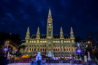 22 Best Places to Travel Christmas 2018 in Europe - Part III