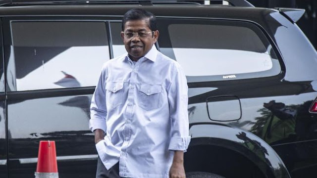 Idrus Resmi Mundur dari Kursi Menteri Sosial