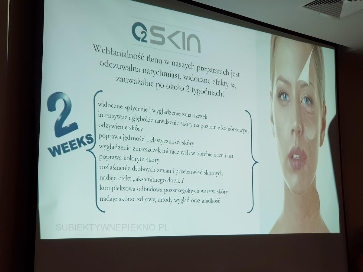 Relacja - IV edycja konferencji Meet Beauty - warsztaty O2 Skin - działanie tlenu