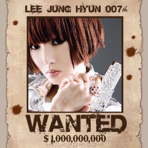 Lee Jung Hyun – LEE JUNG HYUN 007th (ITUNES PLUS AAC M4A)