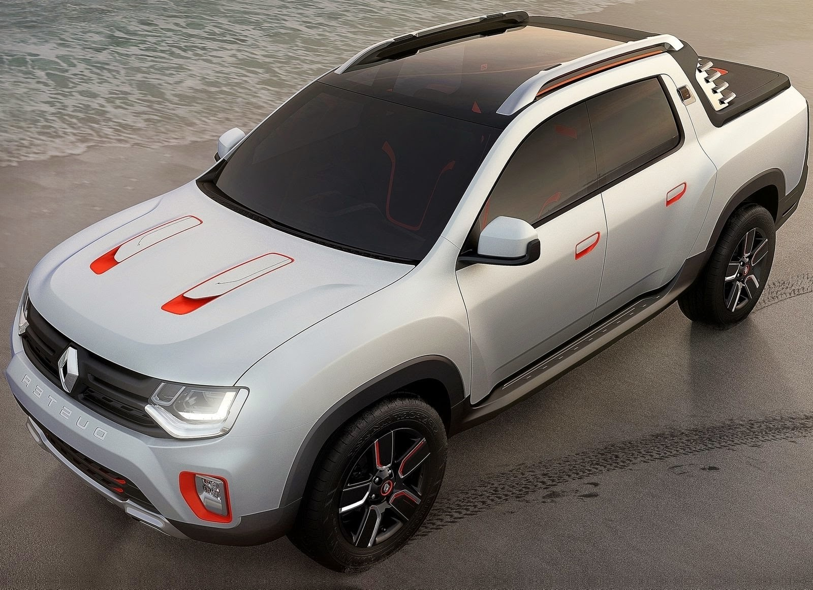 renault duster oroch pickup truck concept car reviews new car pictures for 2018 2019. Black Bedroom Furniture Sets. Home Design Ideas