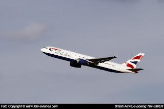 AVIÓN BOEING 767 G-BNWM