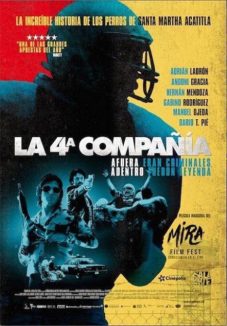 La 4ª Compañía (2016) 720p y 1080p WEBRip mkv Latino AC3 5.1 ch