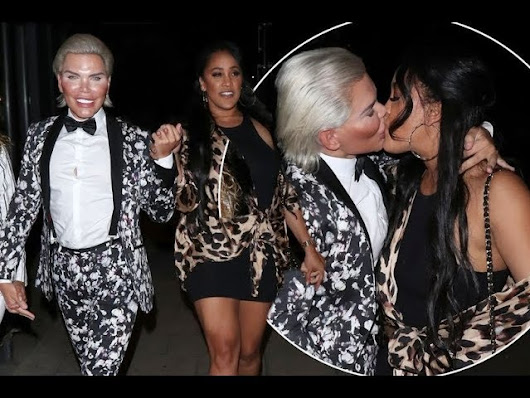 Celebrity Big Brother's Natalie Nunn drops the N-word on night out in London with Rodrigo Alves