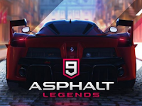Download Asphalt 9 Legends MOD APK  1.2.4a 2019
