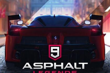 Download Asphalt 9 Legends MOD APK  1.2.4a 2019