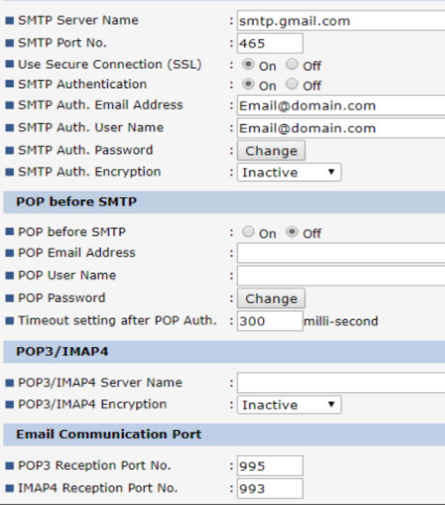 THE IT WAYS: HOW TO CONFIGURE SCAN TO EMAIL ON RICOH PRINTER