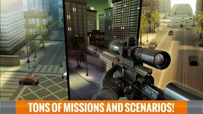 Sniper Assasins : Free Games Apk Screenshot 1