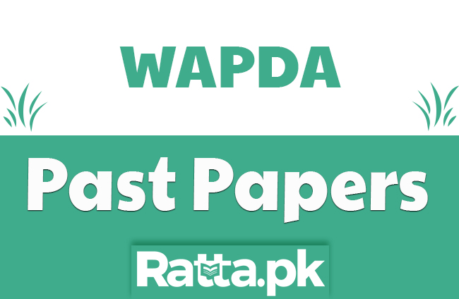 WAPDA Past Papers for NTS and other Tests pdf download