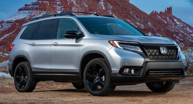 Galleries, Honda, Honda Passport, New Cars, Prices
