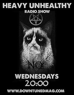 Heavy & Unhealthy radioshow
