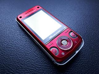 Casing Sony Ericsson W760 Walkman Fullset