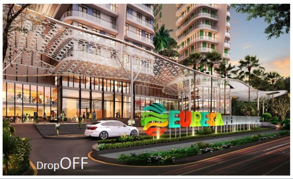 Apartemen Eureka Penthouse Jakarta