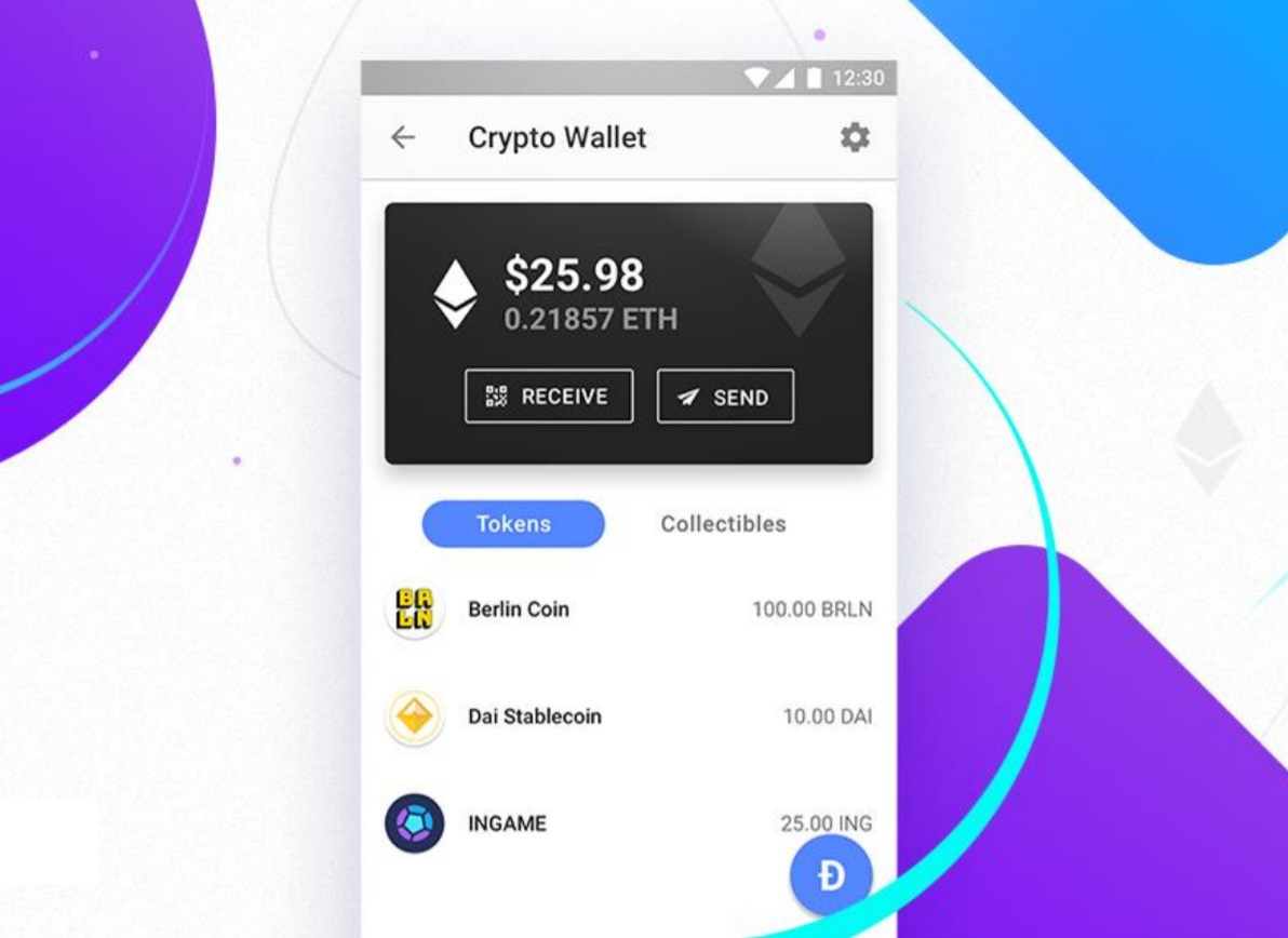 Opera's Android Browser Gets Built In CryptoCurrency Wallet