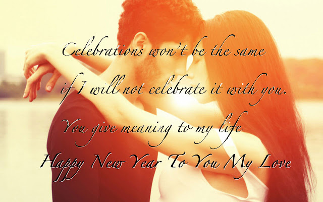Happy New Year 2017 Wishes Messages Quotes For Girlfriend
